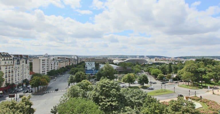 Porte d'Auteuil – Dernier étage, vue panoramique plein sud - 75016 (15)
