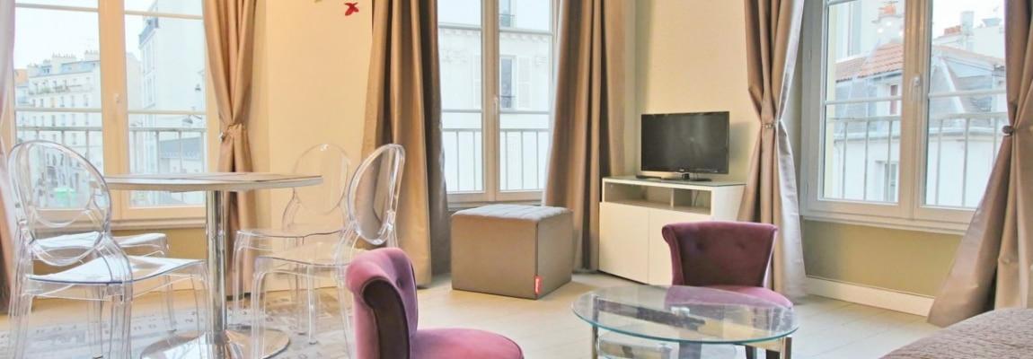 RoquetteBastille – Vue dégagée, lumineux et cosy - 75011 Paris (3)