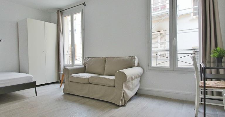 Rue ClerChamp de Mars – Spacieux et au calme sur cour 75007 Paris (3)
