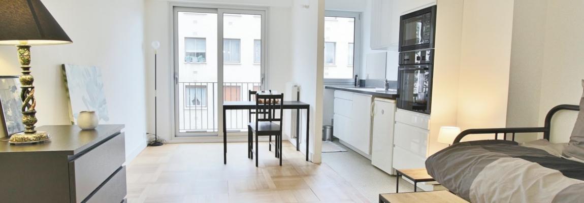 SablonsLycée Pasteur – Refait, calme et balcon plein soleil – 92200 Neuilly sur Seine (2)