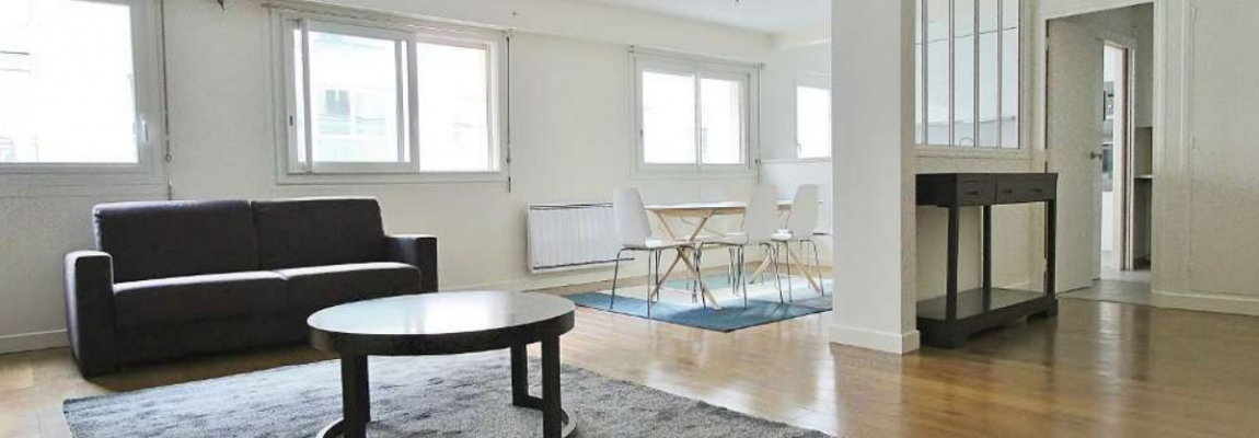 SablonsPorte Maillot – Rénové, spacieux et parking – 92200 Neuilly sur Seine (35)