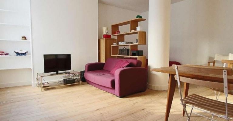 SaxeBreteuil – Grand studio avec alcôve et balcon – 75007 Paris (5)