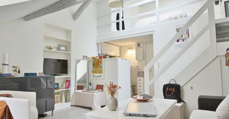 VaneauDuroc – Dernier étage, calme et charme – 75007 Paris (8)