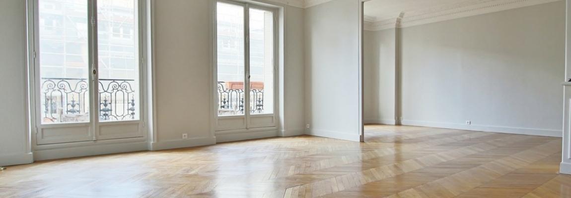 Victor HugoFoch – Très beaux volumes, calme et lumière – 75116 Paris (61)