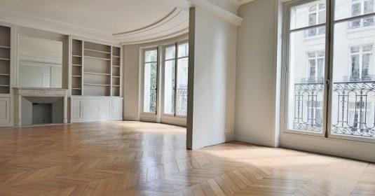 Victor HugoLongchamp – Grand classique haussmannien plein soleil – 75116 Paris (6)