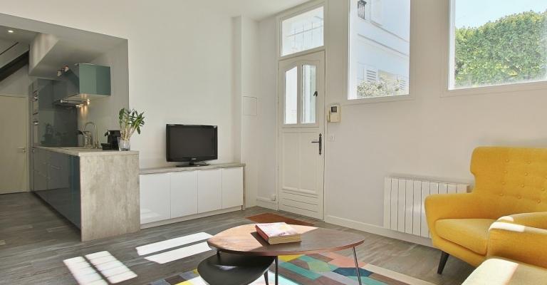 Villa des Ternes – Duplex de charme calme et rénové – 75017 Paris 22