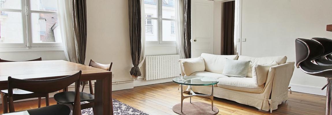 Village Montorgueil – Lumière, parquet et calme – 75001 Paris (23)