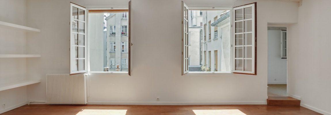 Village Montorgueil – Plein sud, au calme et beaux volumes – 75002 Paris (26)