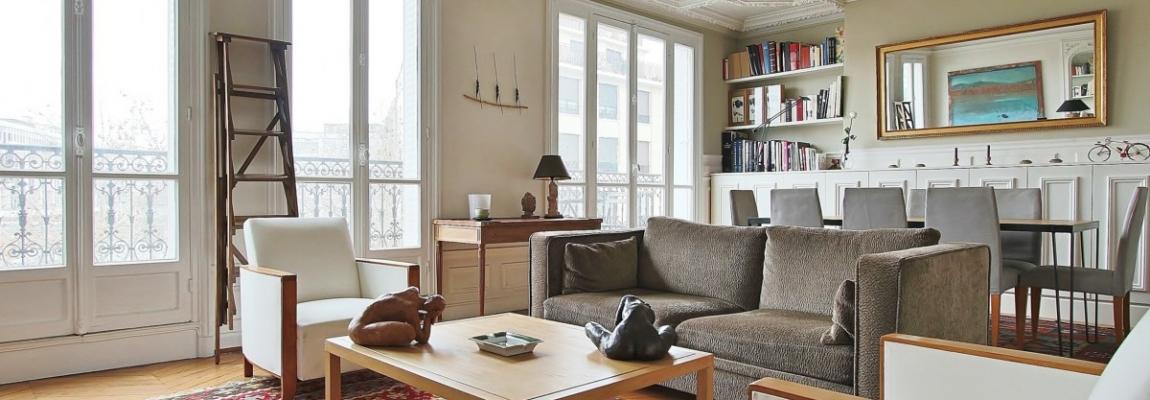 Village d'Auteuil – Superbe classique parisien avec vue – 75016 Paris (27)