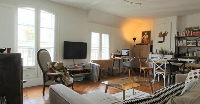 VoltaireSaint-Ambroise – Etage élevé, balcon et rénové – 75011 Paris (1)